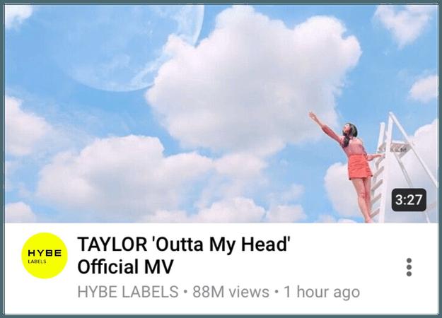 테일러 (Taylor) 'Outta My Head' MV