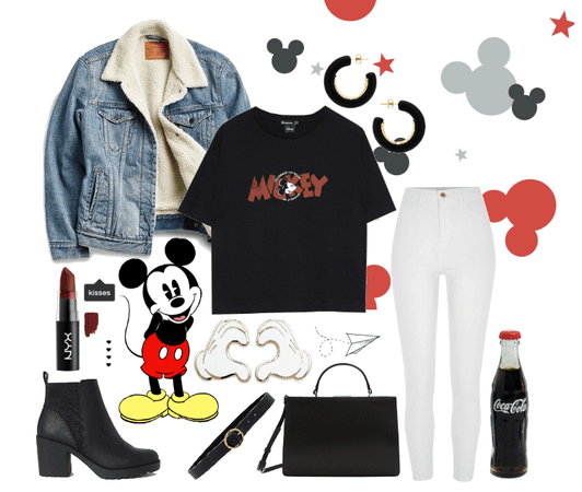 If I was Mickey