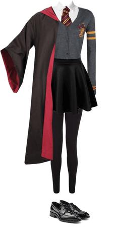 Rowena Lupin Hogwarts Uniform