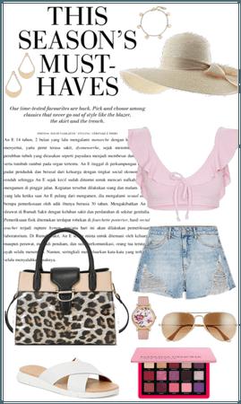 stylish summer combo