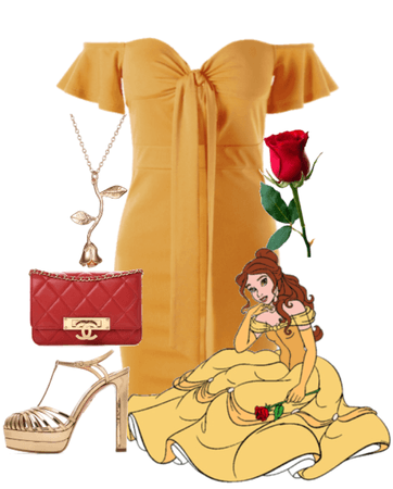Princess Belle - Disney's Beauty and the Beast