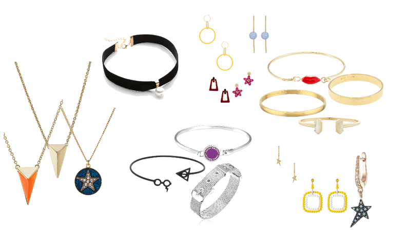 Accessories: Gamine style personality