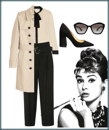 Audrey Hepburn Inspired