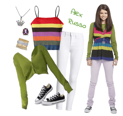 Alex Russo outfit - Disneybounding - Disney