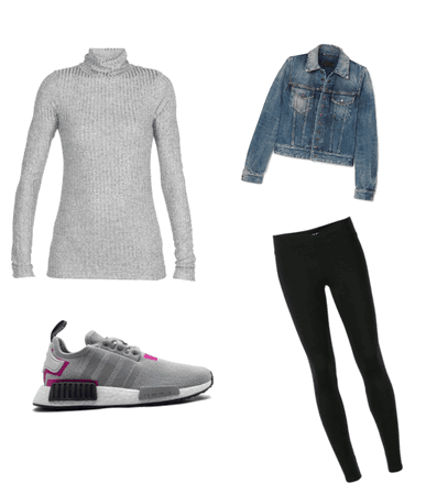 Willow's School Outift
