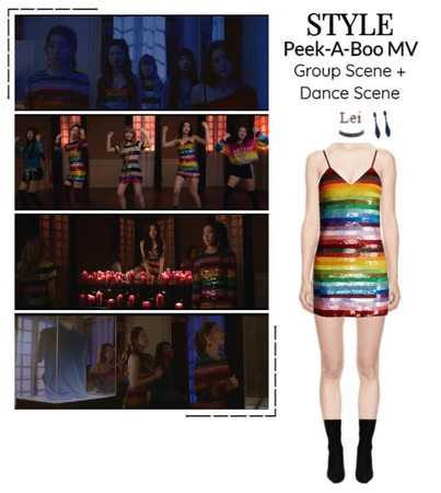 STYLE 'Peek-A-Boo' MV