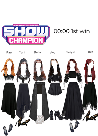 '00:00' 1 win | Show Champion