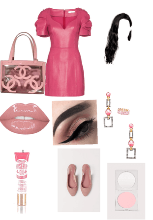 Pink outdfit