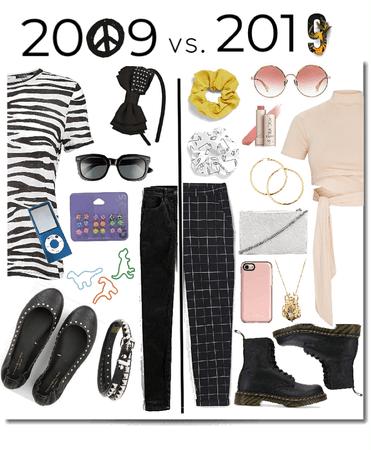 10 Year Style Challenge