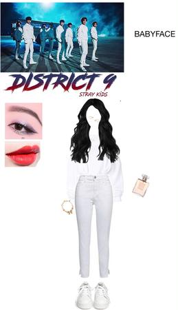 Stray Kids District 9