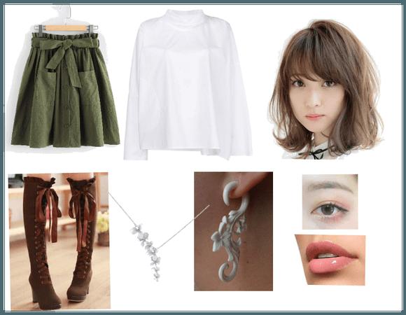 Noriko Yoshida (Outfit 3)