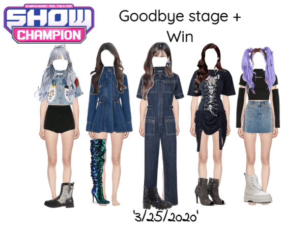 STARLIGHT goodbye stage + win