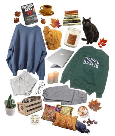 cozy fall night