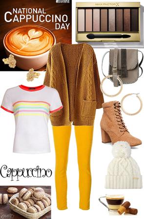 Fall Cappaccino Day
