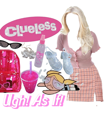 a little clueless