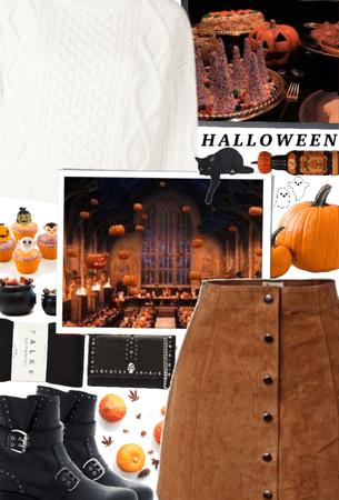 Hogwarts: Halloween 🎃