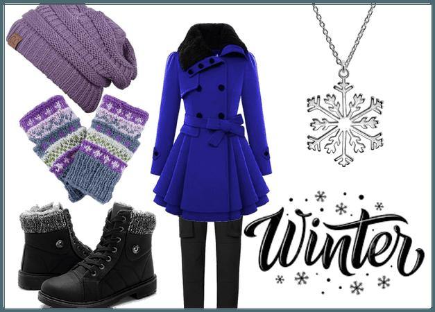 winter street style challenge