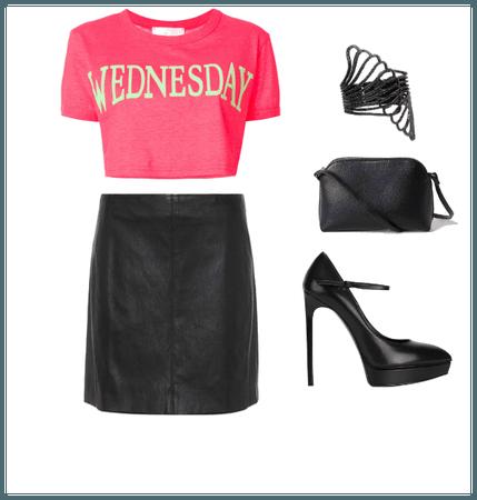 On Wednesday We Wear...
