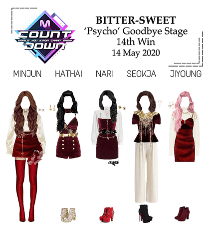 BITTER-SWEET [비터스윗] M Countdown 200514