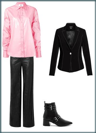 Trey Club Outfit
