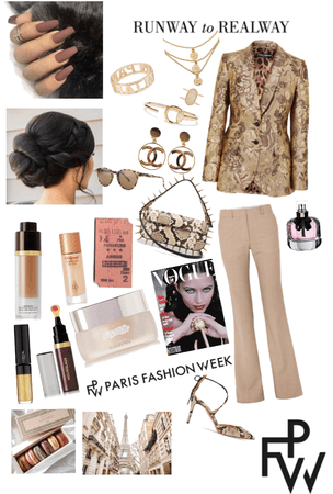 Paris fashion week 💁🏼♀️xox