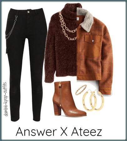 Answer X Ateez