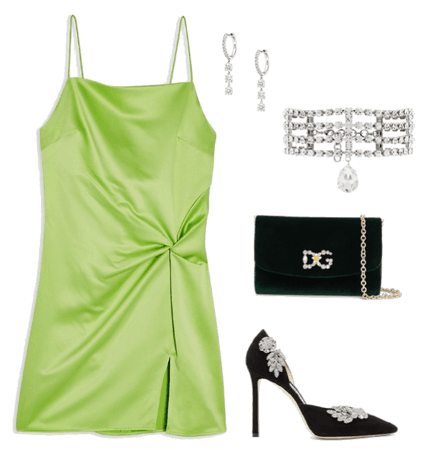 Jewel Date Night Outfit #1
