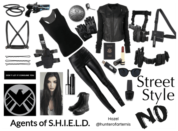 Agents of S.H.I.E.L.D. Outfit | #agentsofshield