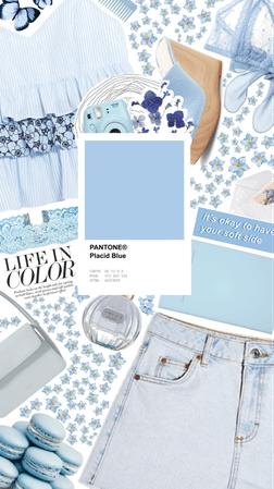 Pantone | blue