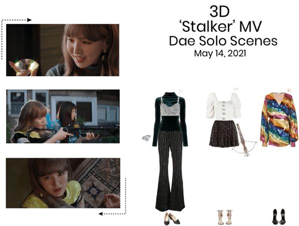 3D//'Stalker' MV Solo Scenes