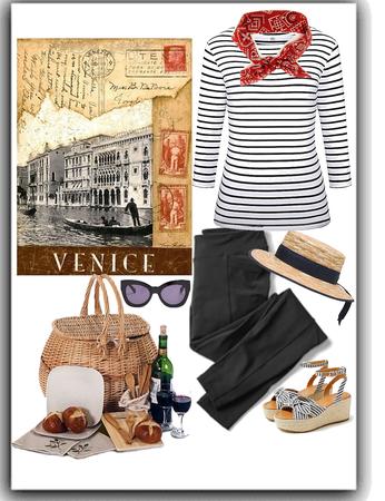 Venice—Romantic Getaway