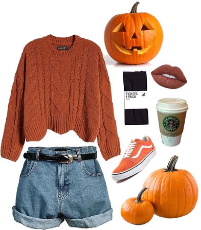 Carving pumpkins 🎃
