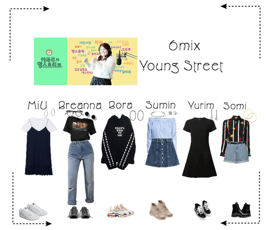 《6mix》Young Street