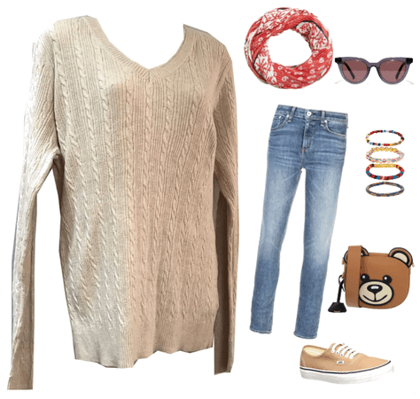 Sonoma sweater outfit