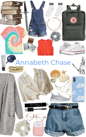 Annabeth Chase inspired outfit