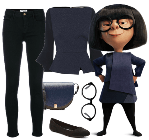 Edna Mode - Incredibles 2