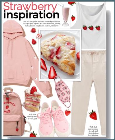 Strawberry inspiration