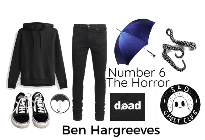 Ben Hargreeves