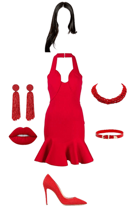 Red Everything