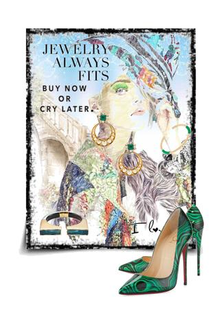 Jewelry always fits!