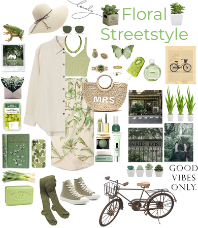 floral streetstyle challenge