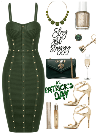 St patricks day party outfit