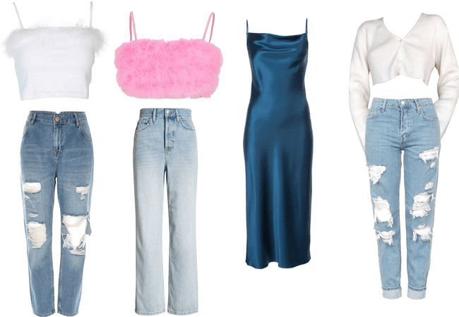 outfits I wanna wear when I grow up✨ not including shoes, hair, or makeup