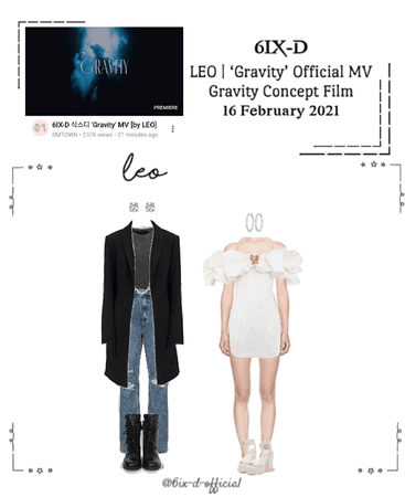 6IX-D [식스디] (LEO) 'Gravity' Official MV 210216