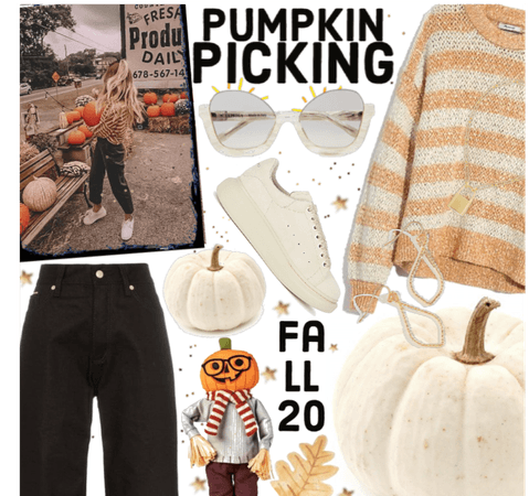 #pumpkin picking