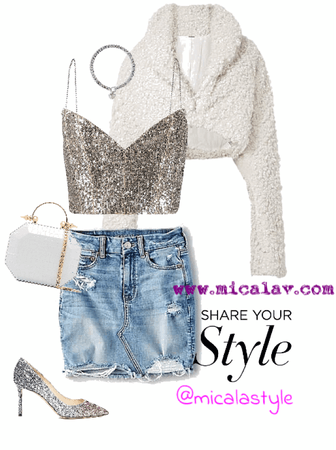 glam casual