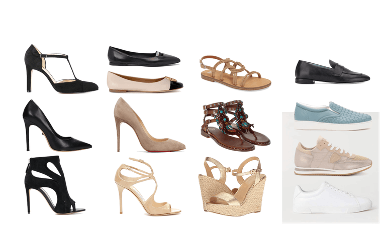 Must-Have. Spring/Summer Women Shoes
