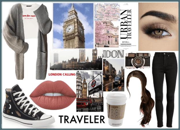 Next Destination -- LONDON