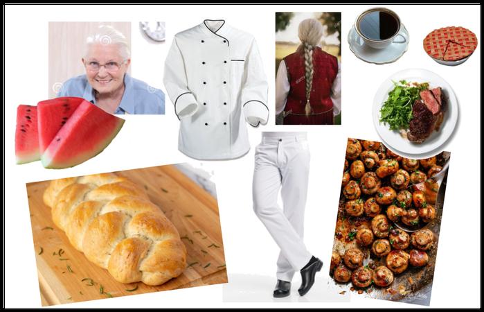 Chef Meridith