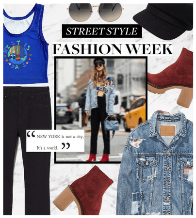 Street Style NYFW Fall 2021